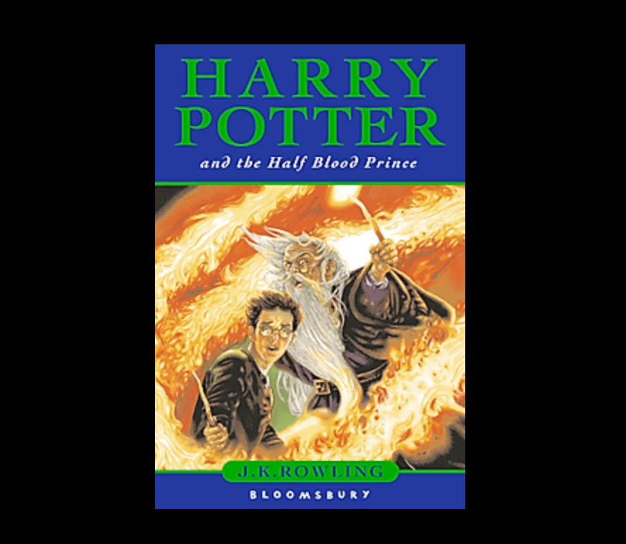 Harry Potter And The Half Blood Prince Free Pdf Download Books44 Com